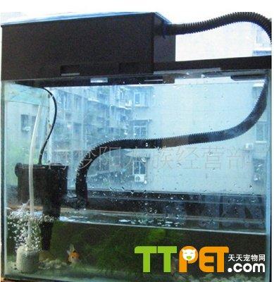 鱼缸过滤器怎么安装_水景堂