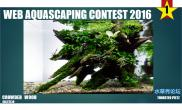 Web Aquascaping Contest 2016造景比赛