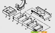 专利:水族箱用的过滤管支撑架