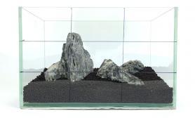 30小缸造石景《不阿》『持续更新』图片