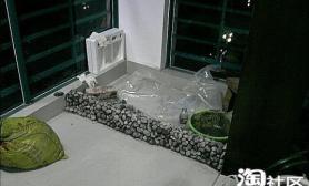 记录一个强人自家阳台造景过程水草缸多图鱼缸水族箱鱼缸水族箱鱼缸水族箱(转贴)