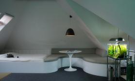 沉木青龙石造景缸与家装空间-28