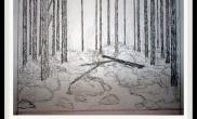 大师作品水草缸幽深的丛林造景