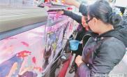 观赏鱼市场销售旺季贵族鱼身价五位数(图)