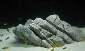 观赏鱼缸的常见岩石种类