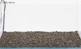 水草缸造景沉木水草泥化妆砂青龙石90CM尺寸设计03