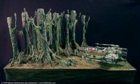 造景DIY素材制森林作丛林效果 完美的细节无与伦比