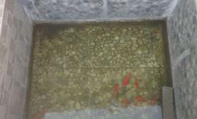 鱼缸造景请大师前辈赐教水草缸户外鱼池能否做景观种植水草