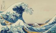 碉堡玩家开缸造景模仿日本传奇浮世绘《神奈川冲浪里》
