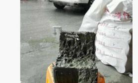 水陆缸造景发泡胶上刷速干水泥 长时间在水里浸泡发泡胶上的水泥会脱落下来吗