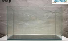 水草缸造景沉木水草泥化妆砂青龙石60CM尺寸设计04