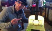 吉他水草缸水草缸原来音乐家是这么玩水草的