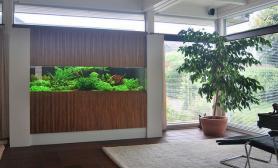 沉木青龙石水草造景150CM及以上尺寸设计29