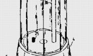 专利:自转式两极八卦水族箱