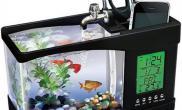 创意惊人2011年iPhone4的鱼缸配件(图)