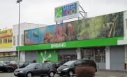国外水族店水草缸造景MEGAZOO