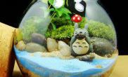 [转载]晒自己喜欢的龙猫苔藓造景