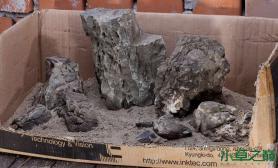 石头摆成这样水草缸还有什么可以改善的地方吗?欢迎提建议鱼缸水族箱