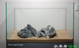 石头的魅力:石头摆放组合图例(一)
