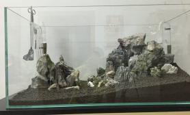 重发石景缸框架