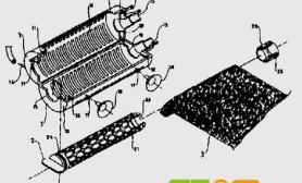专利:具有紫外线杀菌装置的水族箱上部过滤器