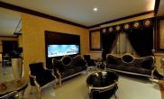 沉木青龙石造景缸与家装空间-15