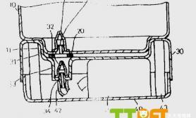 专利:水族箱冒气泡口的防漏装置