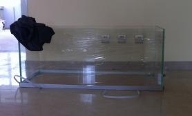 120新手开缸水草缸请拍砖鱼缸水族箱鱼缸水族箱